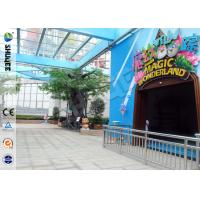 Buy cheap Exciting 4D Cinema Equipment With Especial Effect For Kids Entertainment product