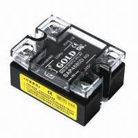 Quality Single-phase SSR/Solid-state Relay, UL and CE Certified for sale