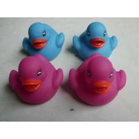 Buy cheap Promotional Gift Color Changing Ducks Eco Friendly PVC Baby Bath Warm Warning from wholesalers