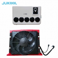 Buy cheap TS16949 850W 12V Truck Sleeper Air Conditioner from wholesalers