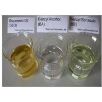 Buy cheap Cas 100 51 6 Safe Organic Solvents Benzyl Alcohol Colorless Liquild Pharmaceutical from wholesalers