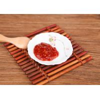 Buy cheap Japanese Sambal Chili Sauce / Red Hot Chilli Sauce For Sushi Cooking OEM Service from wholesalers