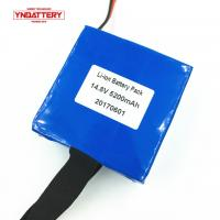 Buy cheap lithium battery pack 14.8v 5200mAh good performance for scout flash from wholesalers