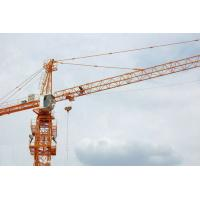 Buy cheap 6 Tons Construction Tower Crane TC6013A-6 Q345B Steel Safety Tower Crane from wholesalers