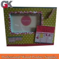 Buy cheap manufacturers of 5x7 white wood picture frames from wholesalers
