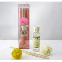 Buy cheap 100ml Fragrance Reed Diffuser Essential Oil diffuser with Ceramic Collar and Reeds TS-RD33 from wholesalers