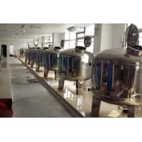 Buy cheap SS304 / SS316 Stainless Steel Filter Tank , Pre Treatment Tank For Water Treatment from wholesalers