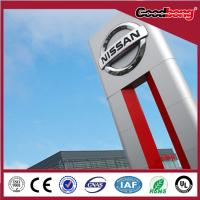 Buy cheap Floor Standing LED Advertising Pylon Signage from wholesalers