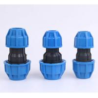 Buy cheap PE Compression Fitting Straight Type from wholesalers
