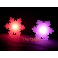 Buy cheap Waterproof Snow Shape Led Mood Lamp Outdoor Led Christmas Lights Decorations from wholesalers