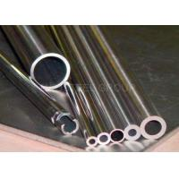 China 317 / 304 Stainless Steel Round Tube Welded High Strength For Textile Industry on sale