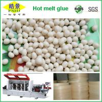 Buy cheap PVC Hot Melt Edge Banding Glue Granule  With High Adhesive Strength , No Drawing from Wholesalers