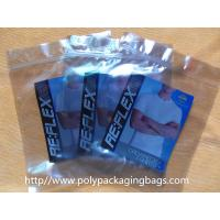 Buy cheap Clear Foil Ziplock Bags Antistatic Shielding Bags For Underwear Packaging from wholesalers