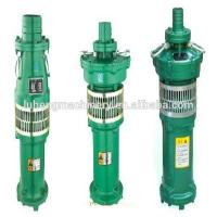 Buy cheap QY series small size centrifugal submersible electric motor driven pump from wholesalers