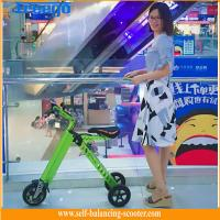 Buy cheap 11kg Portable And Folding Scooter For Adults , Lightweight Electric Scooter With 8 Tire from wholesalers
