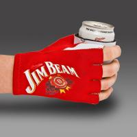 Buy cheap High quality  fashion style neoprene can cooler with gloves /  insulated koozie with glove product
