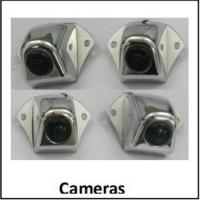 Buy cheap 360 Degree Around View Bus Camera Systems ,Four-way DVR in Real Time, Bird View System for Buses and Trucks product