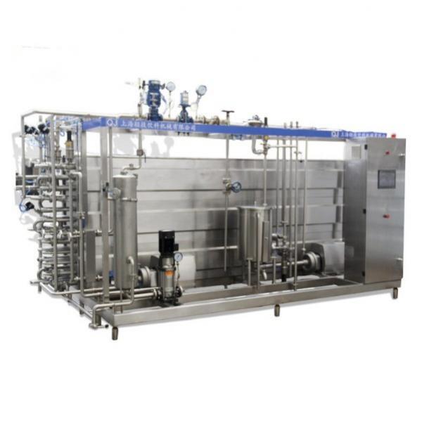 Quality Orange Juice Pasteurizer Machine SUS304 Material Uht Tubular for sale