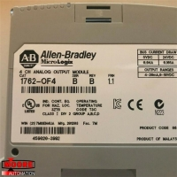 Buy cheap 1762-OF4 1762-OF4   Allen Bradley  AB  MicroLogix 4 Point Analog Output Module from wholesalers