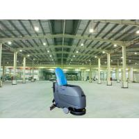 Buy cheap Periodic Duty Walk Behind Floor Scrubber Wire Type Environment - Friendly Product from wholesalers
