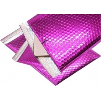 Buy cheap Self Adhesive 0.35mm Thickness 4x6 Metallic Bubble Mailer from wholesalers