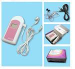 Buy cheap FDA Handheld Fetal Doppler Baby Sound B Heart Beat Monitor LCD/ Earphone/ GEL Unburn Baby from wholesalers