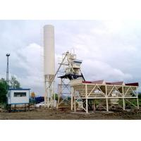 Buy cheap 50m3 Bucket Type Stationary Concrete Batching Plant Long Term Durability from wholesalers
