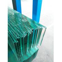 Buy cheap High quality tempered glass for construction shower door toughened glass with AS/NZS certification from wholesalers