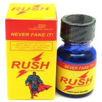 Buy cheap Crystal Pwd Rush 10ml Poppers Blue Bottle Super Rush Poppers Drug Amyl Nitrate from wholesalers