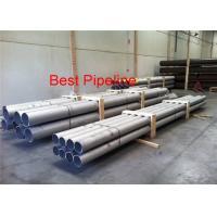 18 Percent Chromium 304 Stainless Steel Tubing Nickel Super Austenitic Stainless Steel