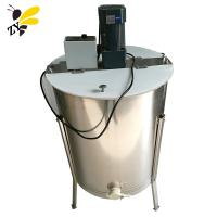 Buy cheap Professional 2 3 4 6 8 12 24 Frame 304 Stainless Steel Manual Automatic Electric Honey Extractor from wholesalers