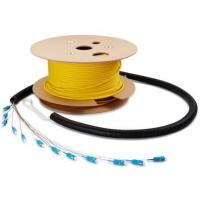 Buy cheap Indoor Pre Terminated Multi Fiber Cables , Pre Connectorized Fiber Optic Cable With Pulling Tube from wholesalers