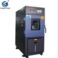 Buy cheap Small Size Temperature Humidity Test Chamber / Benchtop Humidity Chamber from wholesalers