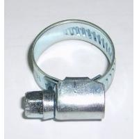 Buy cheap 9mm/12mm band Galvanized steel Germany type hose clamp from wholesalers