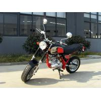 Buy cheap 50cc mini Dirt Bike Motorcycle With Classical Wide handlebar / speedometer and indicator lamp from wholesalers