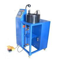 Buy cheap New Air Strut Air Springs Crimping Machines Air Suspension Hydraulic Hose Machine from wholesalers