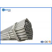 Buy cheap 2 Inch Hot Dip Galvanized Tube , Hot Rolled Galvanized Iron Tube Schedule 80 from wholesalers