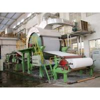 Buy cheap Model 1092 tissue paper machine from wholesalers
