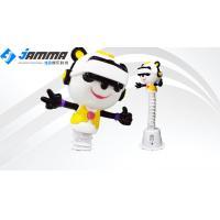 APP Management Panda Virtual Simulator , Adjustable Height 9DVR Simulator