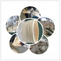 China 750gsm fiberglass with ptfe membrane with p84750 filter bag for cement kiln filtration on sale