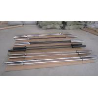 Buy cheap Gym dedicated 2.2 M rod High-end men's Austrian rod weight 20KG 86 OB rod from wholesalers