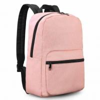 Buy cheap Female Strong Rolling Backpacks For School 20-35 Litre Zipper Closure from wholesalers