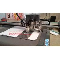 Buy cheap Flatbed acrylic sign router milling spindle cutting machine cutter plotter from wholesalers