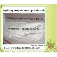Buy cheap High Purity Hydroxypropyl-beta-cyclodextrin pharmaceutical powder 128446-35-5 from wholesalers