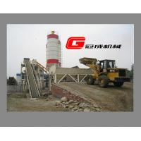Buy cheap Construction cement machine CE certificated HLS60 concrete batching plant from wholesalers
