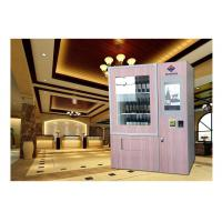 Buy cheap High End Elevator Wine Vending Machine , Drink Vending Machine With Remote Control System from wholesalers