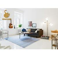 Buy cheap Polyester Non Slip Machine Washable Floor Rugs For Living Room from wholesalers