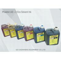 Buy cheap Fast Drying Bright Eco Solvent Ink Healthy Sunshine Resist Phaeton UD2 from wholesalers