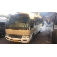 Buy cheap 2012 Coaster Brand Second Hand Bus 29 Seats Petrol Engine No Accident product