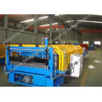 Buy cheap China Customized Steel Roofing Sheet Roll Forming Machine For Sale from wholesalers